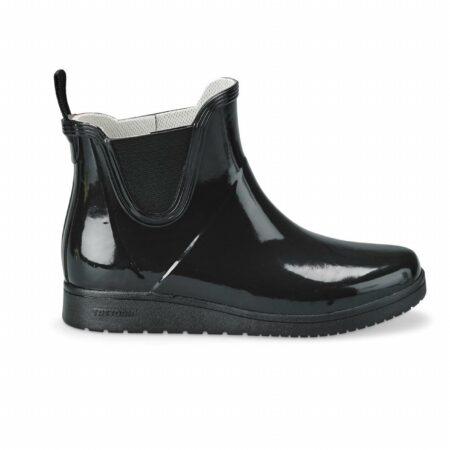 Afbeelding van Zwarte Boots en enkellaarsjes Charlie Classic Patent by Tretorn