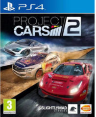 Sony Project CARS 2 PS4 Basis PlayStation 4 video-game