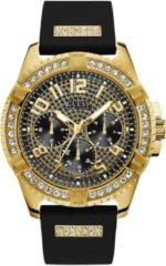 Gouden GUESS Frontier horloge W1132G1