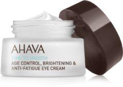 Ahava Age control bright eye creme 15 Milliliter