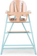 Childhome Childwood - Ironwood Baby Stoel Natural + Mint