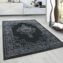 Ayyildiz Marrakesh Neizar Oosters Vloerkleed Grijs Laagpolig - 80x150 CM