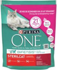 Purina One Sterilcat - Kattenvoer - Rund Granen 800 g - Kattenvoer