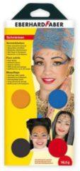 Eberhard Faber Schminkset EFA Oriental set - 4 kleuren 7gr. 1 penseel 1 spo