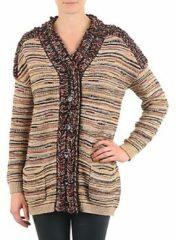 Beige Vest Antik Batik WAYNE