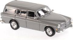 Grijze Volvo 121 Amazon Break 1966 - 1:43 - MaXichamps