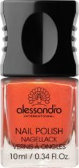 Rode Alessandro Nail Polish - 19 Red Sand - 10 ml