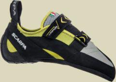 Scarpa Schuhe Vapor V Men Kletterschuhe Herren Größe 43,5 lime fluo