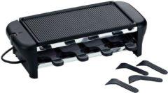 Zwarte Raclette 8-persoons - Kela | Chalet
