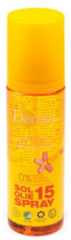 Derma Zonnebrand Sun Olie Factor(spf)15