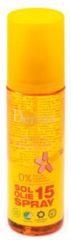 Derma Sun Olie Spf15 (200ml)