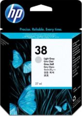 HP 38 - Inktcartridge / Licht Grijs (C9414A)