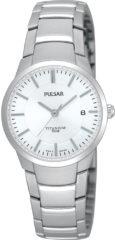 Zilveren Pulsar PH7129X1 - Horloge - 30 mm - Zilverkleurig
