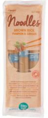 Terrasana Bruine rijstnoedels pompoen en gember 250 Gram