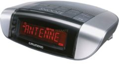 Grundig Intermed(BW) Sonoclock 660 si/tit - Uhrenradio Sonoclock 660 si/tit