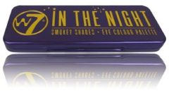 W7 Make-Up W7 In The Night Smokey Shades Eye Colour - Oogschaduw Palet