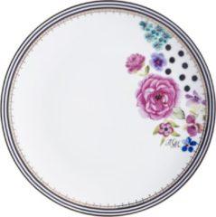 Gouden Melli Mello - Dinner Plate Nora - Diner bord - Plat bord - Bloemen