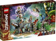 Donkergrijze LEGO NINJAGO Het dorp van de Beschermers - 71747