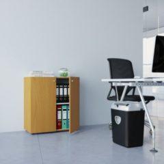 VCM Büroschrank Vandol Mini, buche