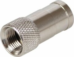 Hirschmann POFC 070 push-on F-connector / recht
