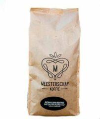 Meesterschap koffie Meesterschap | Snelfilter | Medium Roast | 6 x 500 gram