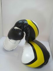 Gele • F.T Sports – Boxing Gloves- Double protection Series Premium Quality Unisex