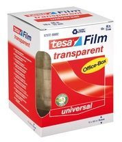 Tesa 57372-00002-00 57372-00002-00 tesafilm tesafilm Transparant (l x b) 66 m x 15 mm 10 rollen