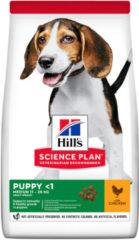 Hill's Canine Puppy Medium Kip - Hondenvoer - 2.5 kg