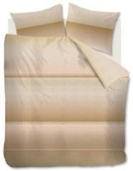 Gouden Kardol Marvelous - Dekbedovertrek - Lits-jumeaux - 260x200/220 cm + 2 kussenslopen 60x70 cm - Gold