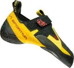La Sportiva - Skwama - Klimschoenen maat 40, zwart/oranje