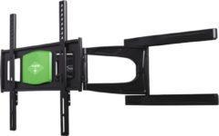 Hama TV-muurbeugel Ultra Plat Volledig Beweegbaar 3 Sterren 2 Armen VESA 400x400
