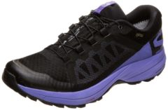 XA Elevate GTX Trail Laufschuh Damen Salomon black / purple opulence