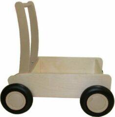 Van Dijk Toys blokkenwagen 55 cm blank