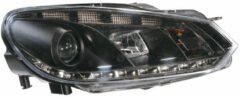 AutoStyle Set Koplampen incl. DRL passend voor Volkswagen Golf VI 2008-2012 - Zwart