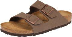 Birkenstock - Arizona BFBC - Sandalen maat 44 - Schmal, bruin/beige