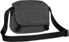 Zwarte Vaude agaPET II - City bag - 6 liter - Unisex - black