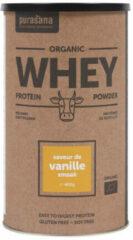 Whey Proteïne Vanille 400 Gram (400 Gram) - Purasana