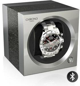 Afbeelding van Chronovision One Argento Bluetooth 70050/101.20.14