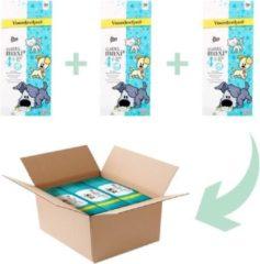 Etos Woezel & Pip Luiers Maxi Plus Maat 4+ - 9-20 kg - Maandbox 150 stuks (3 x 50 stuks)