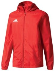 Core 15 Regenjacke M35323 adidas power red/white2