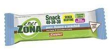 Enerzona Snack 40-30-30 avena e arachidi senza glutine 23g