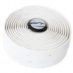 Contec - Lenkerband Kork 2K - Stuurband wit/grijs