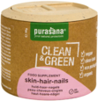 Clean & Green Clean & groen Clean & groen Skin Hair Nails (60tb)