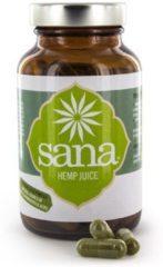 Sana Hemp® Juice CBD-A Poeder Vega Capsules (raw) 90