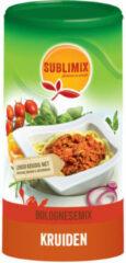 Sublimix Bolognesemix glutenvrij