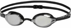 Speedo - Fastskin Speedsocket 2 Mirror - Zwembril maat One Size, groen/olijfgroen/grijs