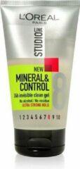 L'Oréal Paris Studio Line Mineral & Control 24h Invisible Clean Gel 150ml