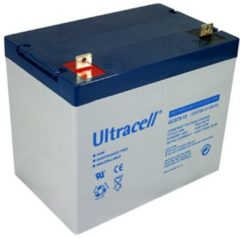 Ultracell DCGA/Deep Cycle Gel accu UCG 12v 75000mAh