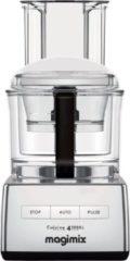 Zilveren Magimix 4200 XL Chroom keukenmachine 3 liter