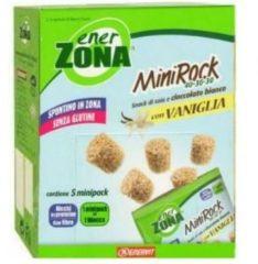 Enervit Enerzona minirock 403030 astuccio 5 minipack vaniglia